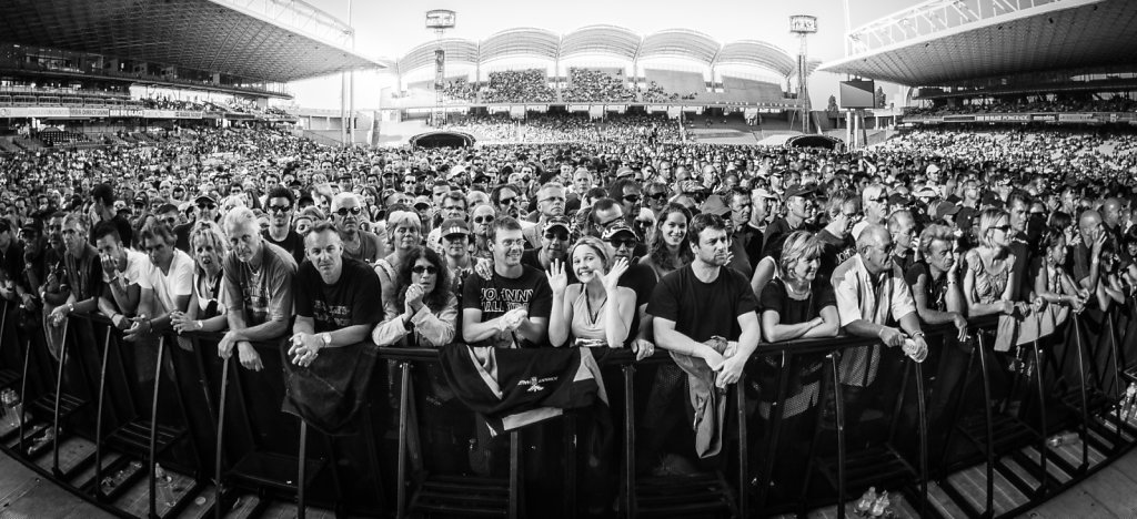 Johnny Hallyday @ Stade de Gerland (2012)