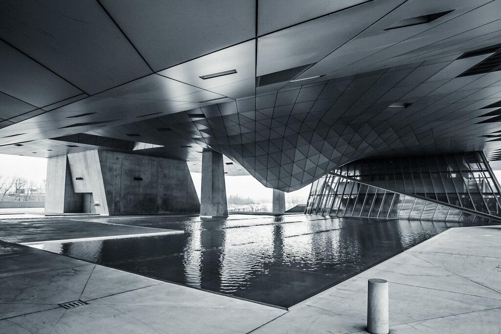 Musée Confluence, Lyon, France (2021)
